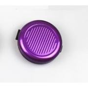 Карманная монетница с зеркалом (Фиолетовый)