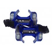 Роликовые коньки на пятку Small Whirlwind Pulley (Синий)