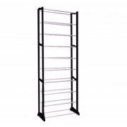 Стойка для обуви Amazing Shoe Rack на 30 пар (Черный)