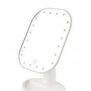 Косметическое зеркало с подсветкой Cosmetie Mirror 20 LED (Белый)