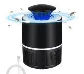 Лампа против комаров Mosquito Killer USB (Черный)