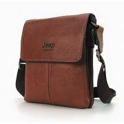 Мужская сумка-планшет Jeep Buluo (Коричневый)