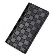 Мужское портмоне-клатч (Черный)