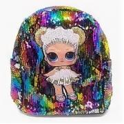 Рюкзак детский Surprise с пайетками (Разноцветный)