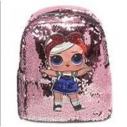 Рюкзак детский Surprise с пайетками (Розовый)