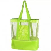 Складная пляжная сумка-термос Play and Joy (Зеленый)