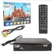 Цифровая приставка HD BEKO T5000C (Черный)