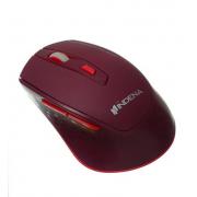 Мышь беспроводная G529 Wireless mouse (Бордовый)