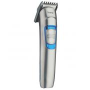 Машинка триммер для стрижки волос на аккумуляторе HTC AT-526 (Серебро)