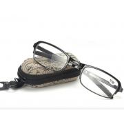Складные увеличительные очки-лупы (Черный)