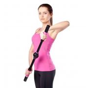 Тренажёр для улучшения формы груди easy curves (Черный с розовым)