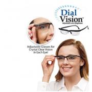 Очки с регулировкой диоптрий Dial Vision (Черный)