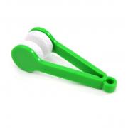 Устройство для чистки стекол очков Microfiber Eyeglass (Зеленый)