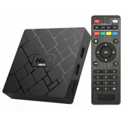 Приставка TV Box HK1 mini (Черный)