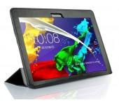 Чехол книжка Премиум для планшета Lenovo IdeaTab 2 A10-70, А10-30 (Черный)