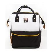 Рюкзак-сумка Anello (Черно-белый)