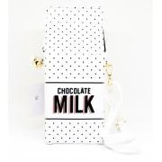 Женская сумка-кошелек Chocolate Milk (Белый)