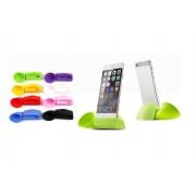 Чехол силиконовый Граммофон усилитель звука Horn Stand 6 для iPhone