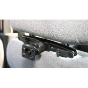 Универсальный автомобильный держатель на подголовник для планшетов 7-10 дюймов (Черный)