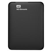 Внешний жесткий диск Western Digital Elements SE 1TB USB 3.0, 2.0 (Черный)