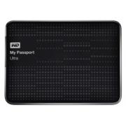 Внешний жесткий диск Western Digital My Passport Ultra 1TB USB 3.0, 2.0 (Черный)