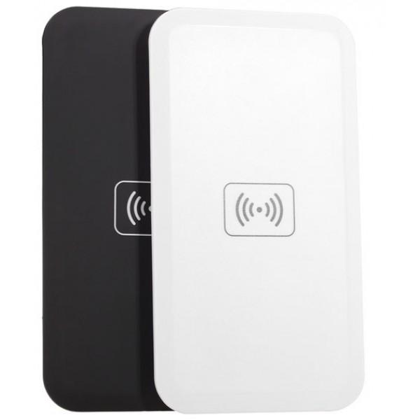 Беспроводное зарядное устройство Qi Wireless Charging Kit (Белое)