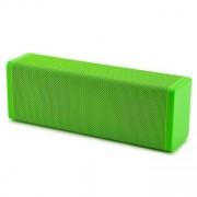 Аудиоколонка Music YCW JY-24 беспроводная bluetooth (Зеленая)