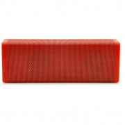 Аудиоколонка Music YCW JY-24 беспроводная bluetooth (Красная)