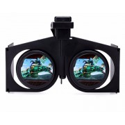 Компактный складной VR шлем виртуальной реальности для смартфона