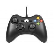Проводной джойстик для Microsoft Xbox 360 (Черный)