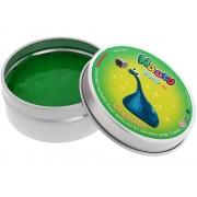 Слайм умный магнитный пластилин Nauty Putty (Зеленый)