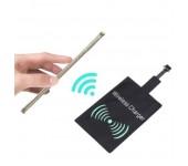 Универсальный Qi ресивер приемник для беспроводной зарядки microUSB тип B для Android