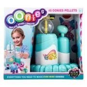 Конструктор из надувных шариков 48 Onoies pellets (Белый с зеленым)