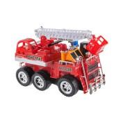 Пожарная машина Rescue (Красный)