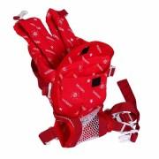 Рюкзак кенгуру Baby Carrier 6 в 1 (Красный)