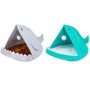 Домик для домашних животных Акула