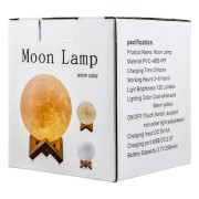 Светильник ночник Moon Lamp