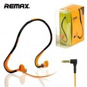 Спортивные наушники Hi stereo Remax RM-S15 (Оранжевые)