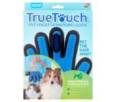 Перчатка для животных для сбора шерсти