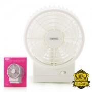 Компактный вентилятор REMAX F19 USB Dual-vane Design Fan (Белый)