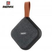 Аудиоколонка Remax RB-M15 Portable Fabric Bluetooth Speaker (Черная)