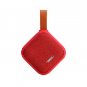 Аудиоколонка Remax RB-M15 Portable Fabric Bluetooth Speaker (Красная)