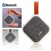 Аудиоколонка Remax RB-M15 Portable Fabric Bluetooth Speaker (Белая)