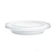 Беспроводное зарядное устройство Qi Wireless Charging Kit для Android (Летающая тарелка Белая)