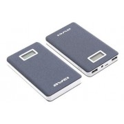 Портативный аккумулятор Awei P83K Power Bank 10000mAh (серый)