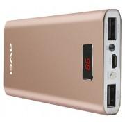 Портативный аккумулятор Awei P91K Power Bank 8000 mAh (золотой)