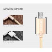 Дата кабель Awei CL-10 Micro USB (золотой)
