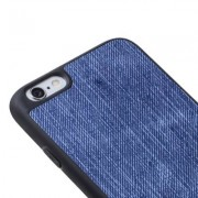 Чехол для мобильного телефона Awei FB - 6S Jeans Soft TPU Protective Back Cover for iPhone 6 / 6S plus 5.5 inch (голубой)