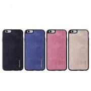Чехол для мобильного телефона Awei FB - 6S Jeans Soft TPU Protective Back Cover for iPhone 6 / 6S plus 5.5 inch (красный)