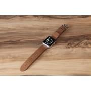 Ремешок для Apple Watch натуральная кожа 42 (Светло коричневый)